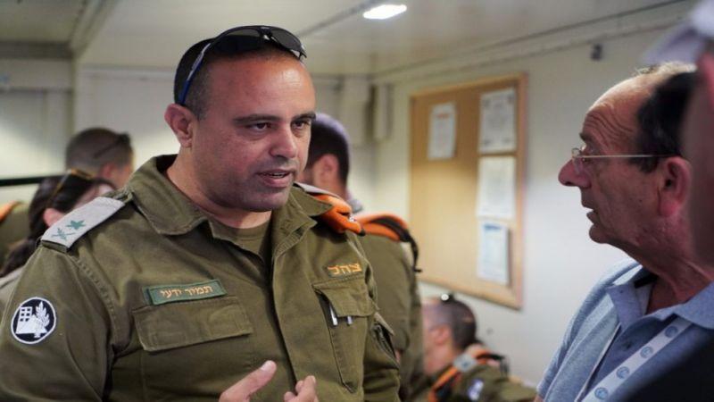 اللواء يدعي: قدرات حزب الله تشلُّ أهدافًا حيوية من المرافئ إلى المطارات