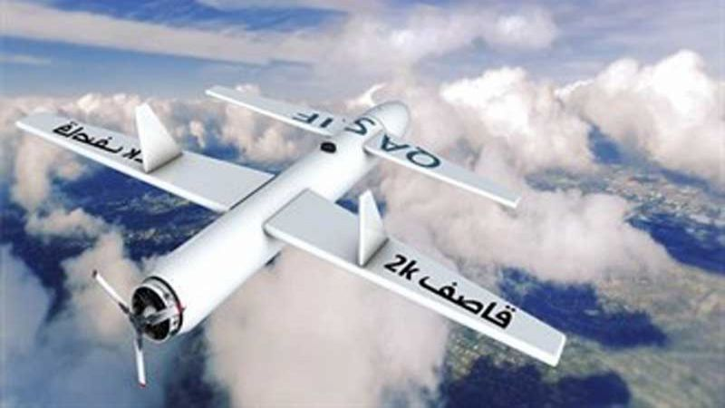 """طائرات """"قاصف K2"""" تضرب أهدافا بمطاري جيزان وأبها السعوديين"""