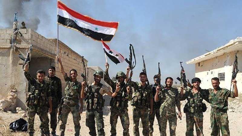 الجيش السوري يسيطر على بلدة الهبيط الاستراتيجية بريف إدلب
