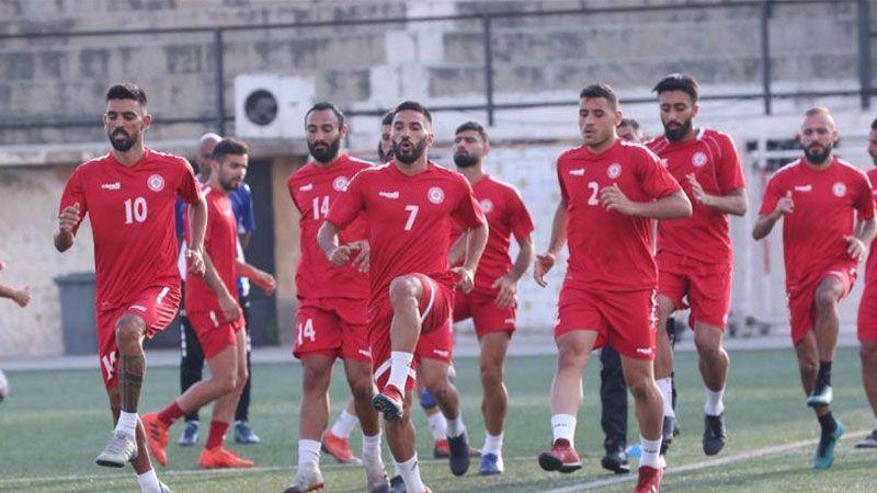 فوز قاتل للبنان على سوريا في بطولة غرب آسيا