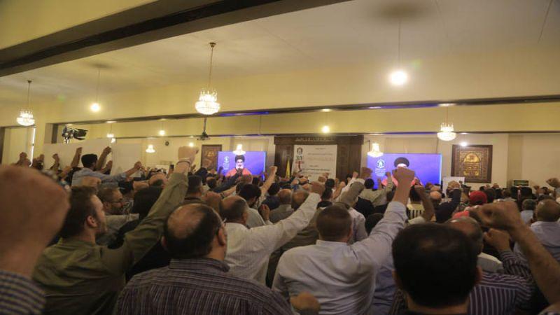 """بالصور: مؤسسة """"جهاد البناء"""" تحيي الذكرى الـ 31 لتأسيسها"""