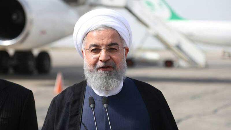 روحاني: واشنطن فشلت في كل محاولاتها الرامية للمساس بايران