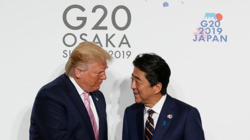 بعد توقف الصين .. ترامب يلجأ لليابان لبيع منتجاته الزراعية