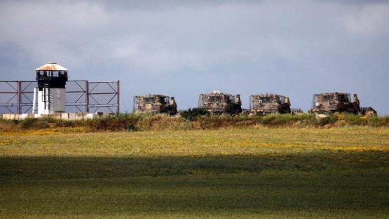 """الاحتلال يُعلن """"غلاف غزة"""" منطقة عسكرية مغلقة"""