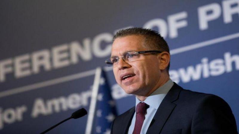 خارجية فلسطين تبحث في محاكمة وزير الأمن الداخلي الصهيوني