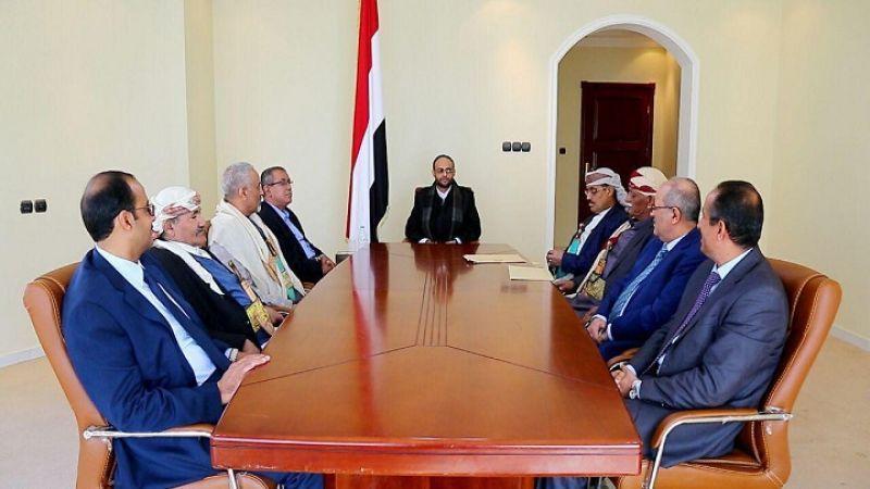 المجلس السياسي الأعلى اليمني: نناشد العرب والمسلمين دعم للقضية الفلسطينية