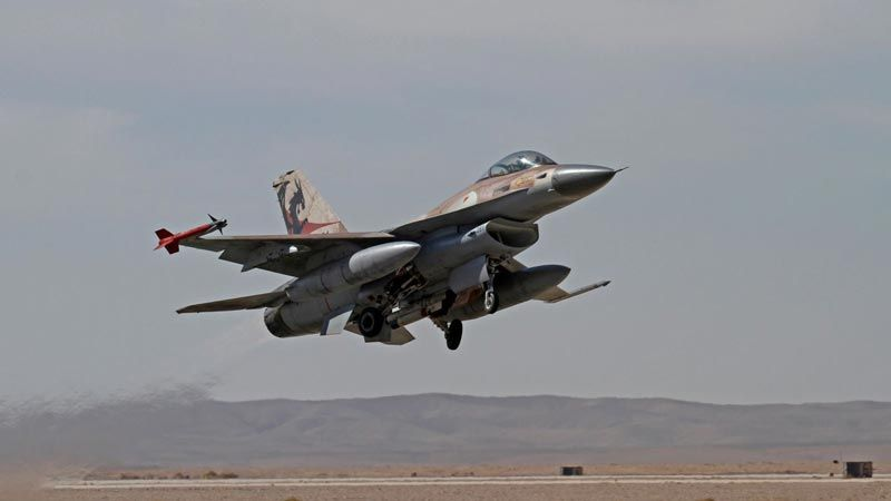 """جيش الإحتلال يشارك في مناورة دولية لاختبار طائرة """"أف-35"""""""