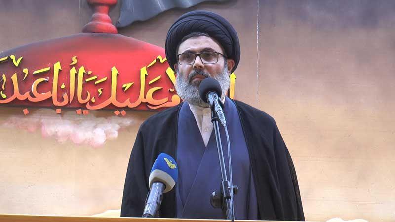 السيد صفي الدين: بيان السفارة الأميركية دليل وقاحة وتدخل أميركي سافر وسيء ووقح بالأمور اللبنانية