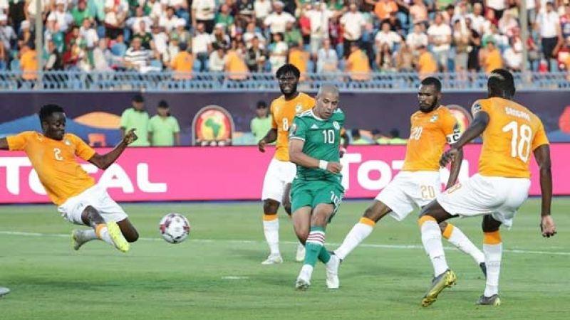 الجزائر وتونس إلى نصف نهائي كأس الأمم الإفريقية