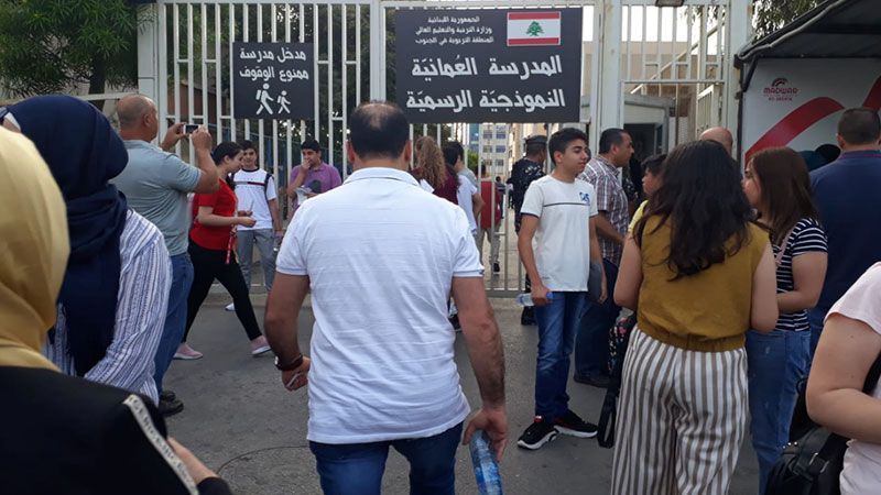 المحرومون من امتحانات البروفيه يتصدّرون المشهد وشهيب يتجاهل مطالبهم