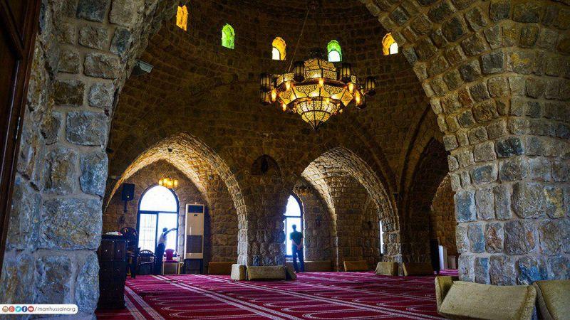 أجواء إيمانية بمقام النبي ساري في الشهر الفضيل