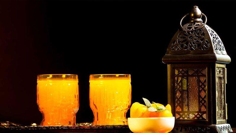 مشروب مميز يمنع العطش والجوع في شهر رمضان..