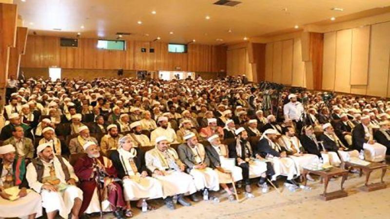 علماء اليمن يشيدون بموقف الفلسطينيين بطرد خونة الخليج من المسجد الأقصى
