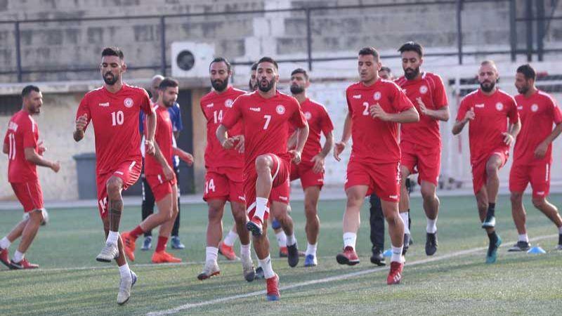 منتخب الارز لكرة القدم يغادر إلى كربلاء المقدسة لخوض بطولة غرب آسيا