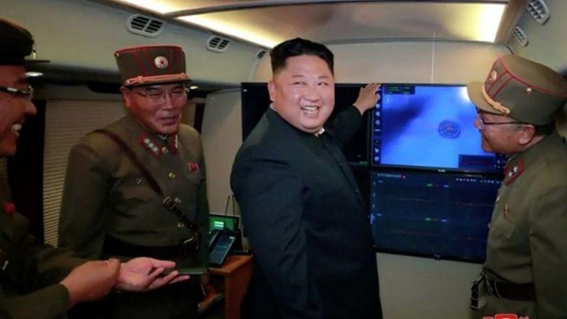 بيونغ يانغ: التجارب الصاروخية الأخيرة تحذير لواشنطن وسيول