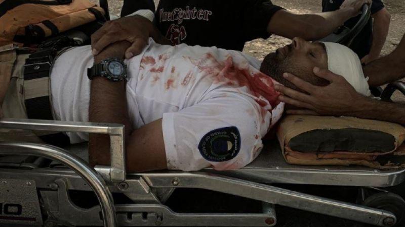 شرطة الاحتلال تعتدي على حارس الأقصى