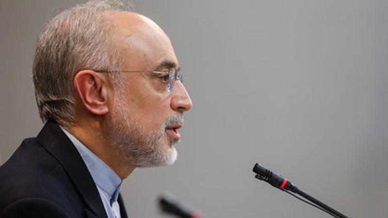 صالحي: إيران ستواصل العمل في مفاعل اراك للماء الثقیل
