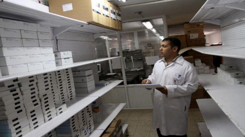 نقص الأدوية يُهدّد آلاف المرضى في غزة