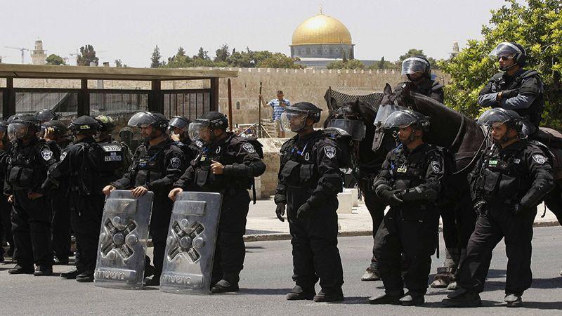 أكثر من 90 اعتداء طال المقدسات الفلسطينية خلال الشهر الماضي