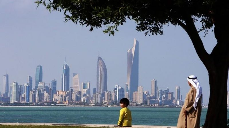 درجات حرارة قياسية في الكويت