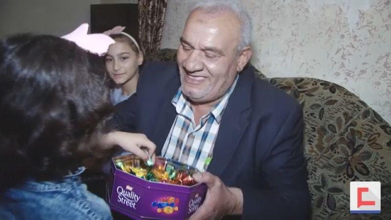 غزة: بهجة العيد تنطفئ بعيون أطفال الشهداء