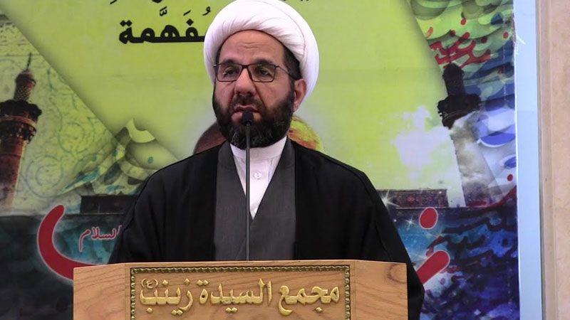الشيخ دعموش: لا يجوز أن تبقى الحكومة معطّلة