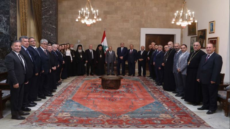 الرئيس عون بعد حادثة قبرشمون: لن تسود لغة القوقعة من جديد