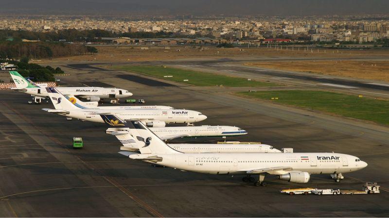 840 رحلة جوية تتحدى التحذيرات الأميركية وتعبر الأجواء الإيرانية
