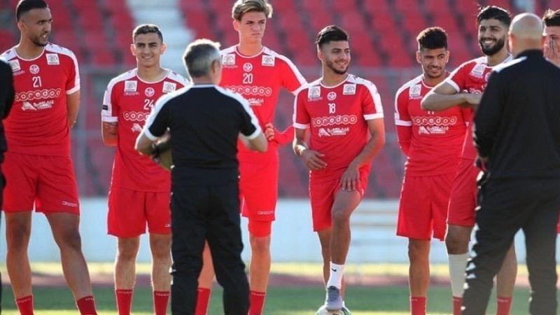 الاعلان عن تشكيلة منتخب تونس لكأس إفريقيا