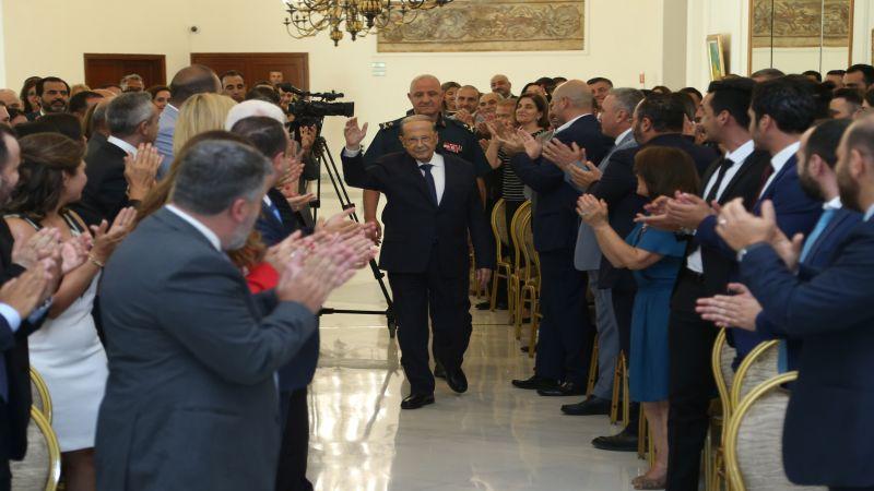 الرئيس عون: سنستأصل الفساد من المؤسسات
