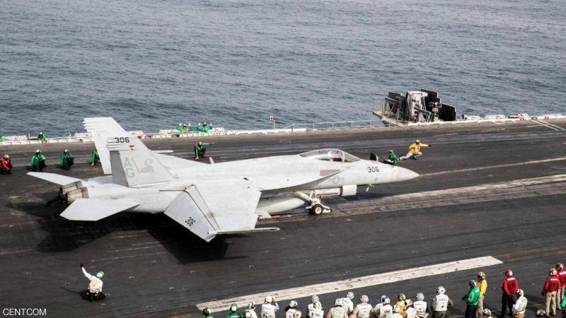 الولايات المتحدة تتمركز في السعودية وتحضّر لعملية عسكرية في الخليج