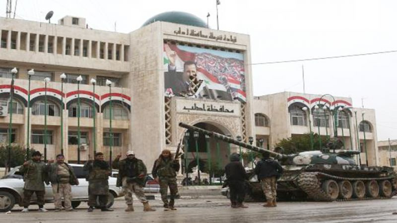 الجيش السوري بدأ عمليات تحرير ادلب.. تقدمٌ سريعٌ و مفاجئ للإرهابيين