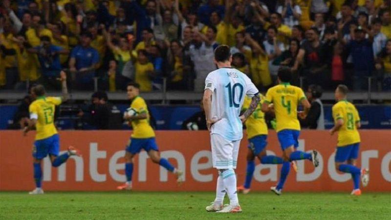 البرازيل تهزم الأرجنتين وتبلغ نهائي كوبا أمريكا