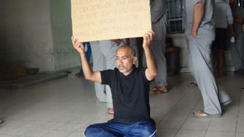 البحرين: المعتقل محمد السنكيس مستمر في إضرابه عن الطعام رغم تدهور صحته