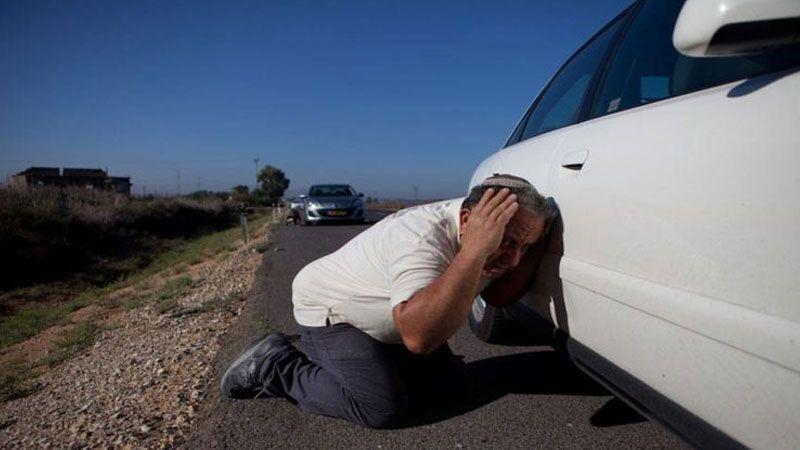 صواريخ المقاومة الفلسطينية تُصيب المستوطنين بأمراض نفسية