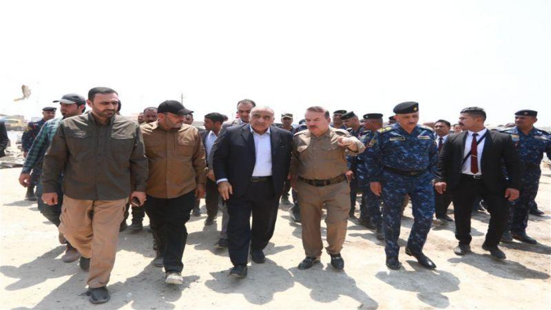 رئيس الوزراء العراقي يصدر توجيهات عاجلة بعد انفجار مخازن للأسلحة جنوب بغداد