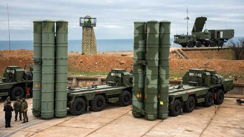 """عقوبات أمريكية ضد تركيا بسبب شرائها منظومة """"إس-400"""" الروسية"""