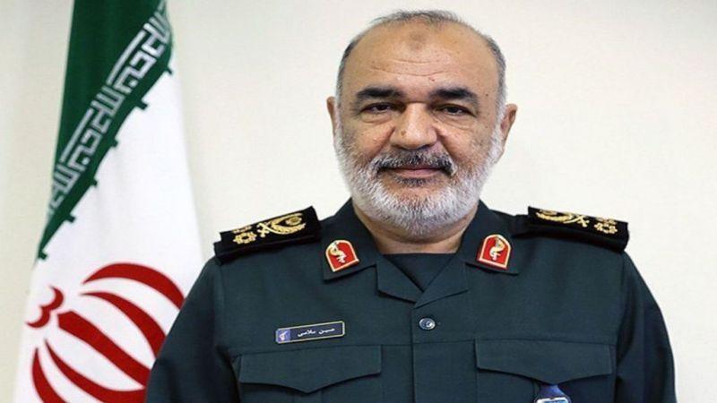 قائد الحرس الثوري الإسلامي: الحرب العسكرية لا تُقلقنا