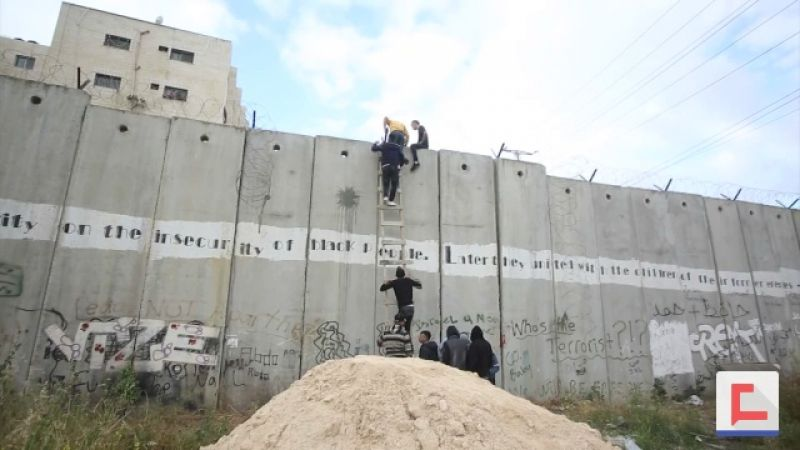 عاشقون للأقصى يمنعون من دخوله بسبب الاحتلال ـ بالفيديو
