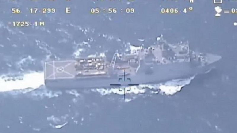 قائد طيران القوة البحرية الإيرانية: نراقب جميع تحركات القوات الأجنبية في الخليج