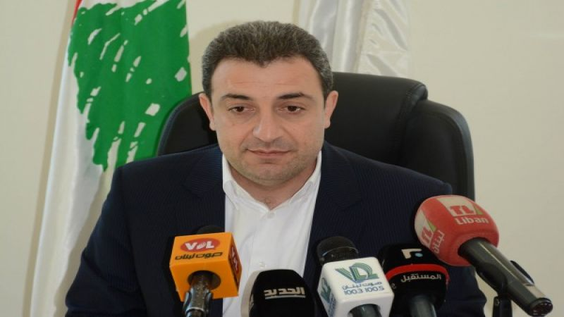 الحزب الديموقراطي ومجلس القضاء يصفان وزير الصناعة بالمفتري المحرّض
