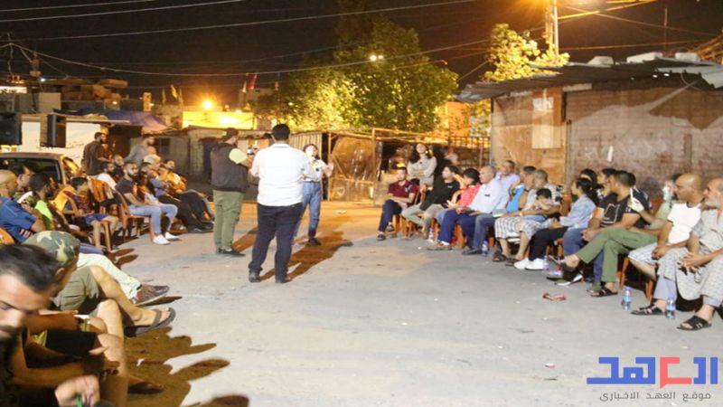 الثقافة في مواكبة حراك اللاجئين الفلسطينيين في لبنان