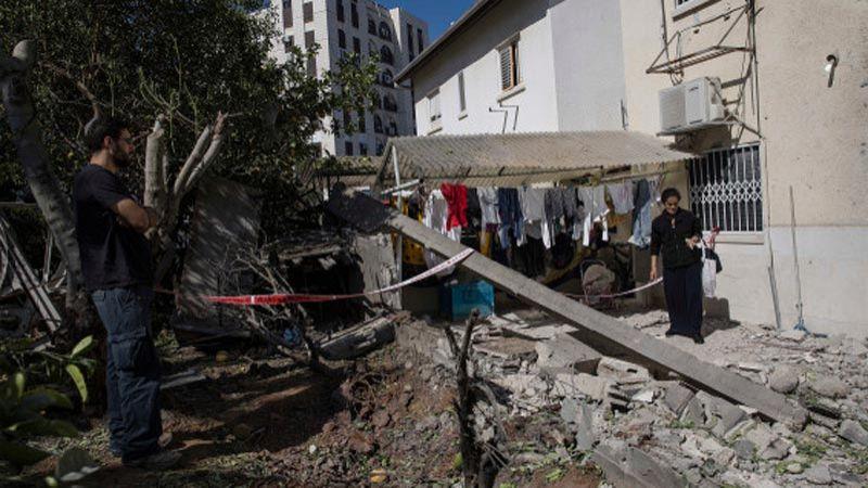 """""""اسرائيل هيوم"""": مئات الطلبات لتعويض أضرار جولة القتال الأخيرة"""