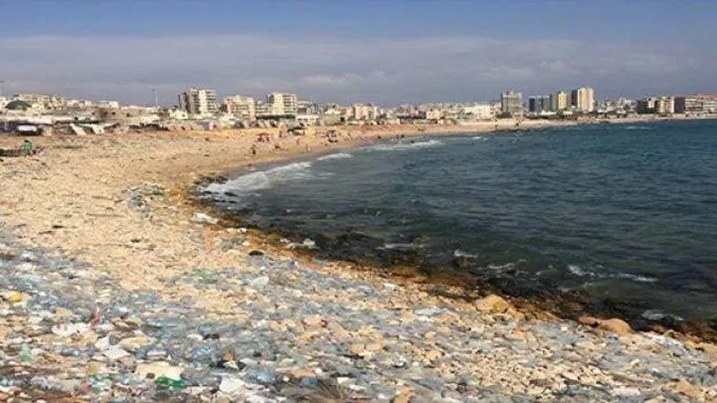 التلوّث يُصيب 12 موقعاً على طول الساحل اللبناني