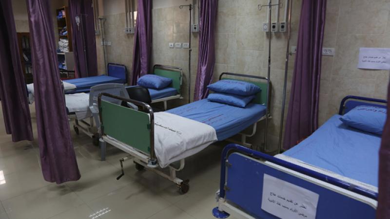 وزارة الصحة بغزة تعلن نفاد 50% من الأدوية الأساسية
