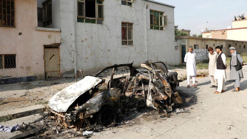 20 قتيلا و50 جريحا حصيلة هجوم كابول