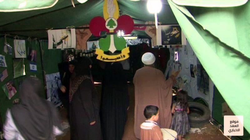 """بمناسبة يوم القدس .. """"خيمة القدس"""" في البقاع الغربي"""