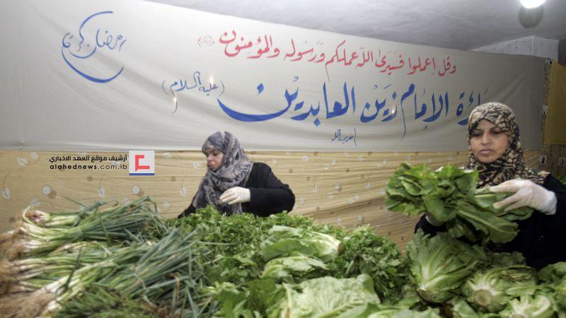 مائدة الإمام زين العابدين (ع): مشروع الخير الذي يكبر