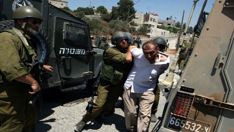 الاحتلال يواصل حملات اعتقال الفلسطينيين بالضفة الغربية