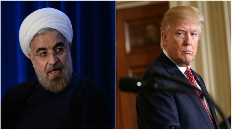 روحاني يرفض دعوة ماكرون للقاء ترامب في باريس